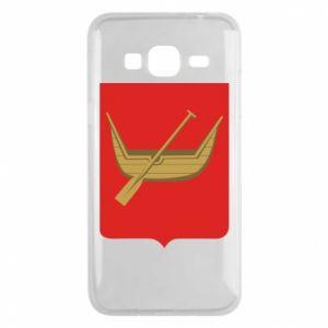 Samsung J3 2016 Case Lodz coat of arms