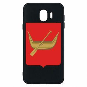 Samsung J4 Case Lodz coat of arms