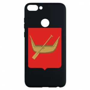 Phone case for Huawei P Smart Lodz coat of arms