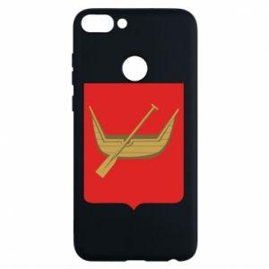 Huawei P Smart Case Lodz coat of arms