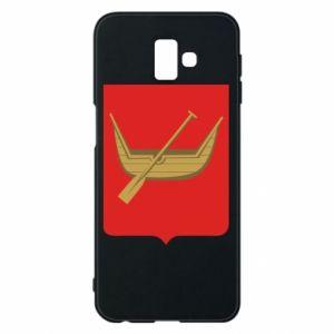Samsung J6 Plus 2018 Case Lodz coat of arms