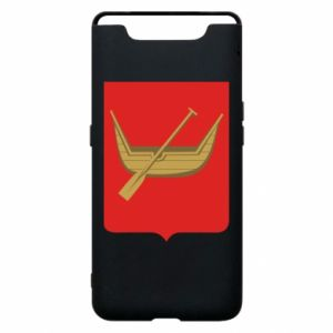 Samsung A80 Case Lodz coat of arms