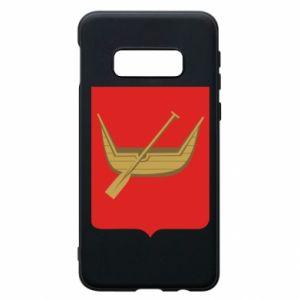 Samsung S10e Case Lodz coat of arms