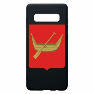 Phone case for Samsung S10+ Lodz coat of arms