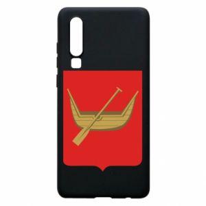 Huawei P30 Case Lodz coat of arms