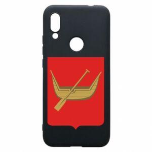 Xiaomi Redmi 7 Case Lodz coat of arms