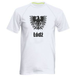 Men's sports t-shirt Lodz