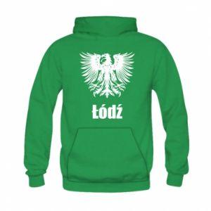 Kid's hoodie Lodz