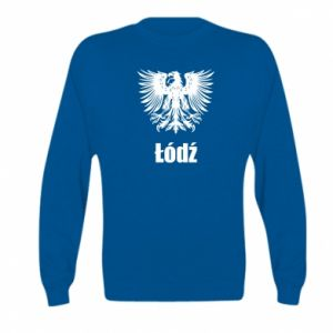Kid's sweatshirt Lodz