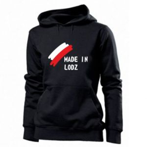Women's hoodies Made in Lodz