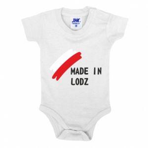 Body dziecięce Made in Lodz
