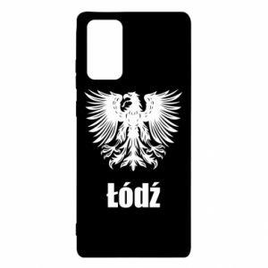 Samsung Note 20 Case Lodz