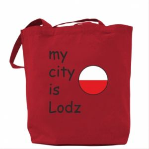 Bag My city is Lodz