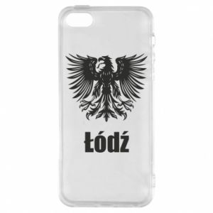 iPhone 5/5S/SE Case Lodz