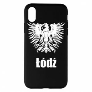 Etui na iPhone X/Xs Łódź