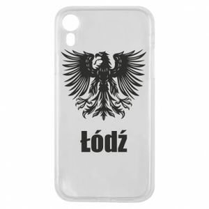 iPhone XR Case Lodz