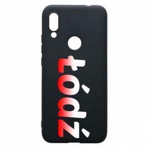 Etui na Xiaomi Redmi 7 Łódź