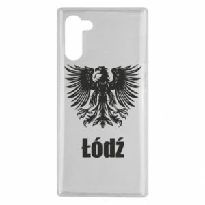 Samsung Note 10 Case Lodz
