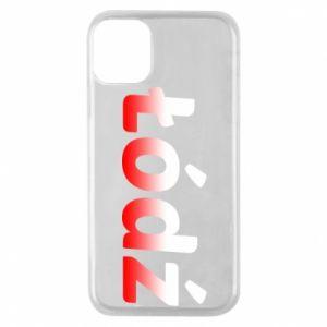 Etui na iPhone 11 Pro Łódź