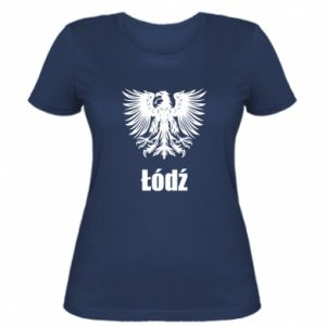 Women's t-shirt Lodz