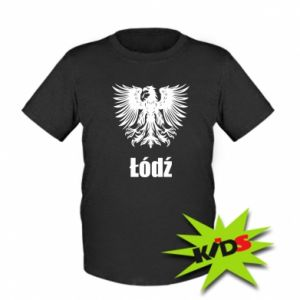 Kids T-shirt Lodz