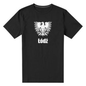 Męska premium koszulka Łódź