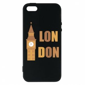 Phone case for iPhone 5/5S/SE London