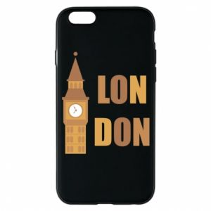 Phone case for iPhone 6/6S London