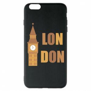 Phone case for iPhone 6 Plus/6S Plus London