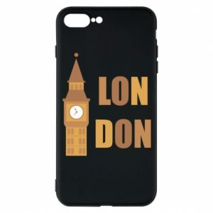 Phone case for iPhone 7 Plus London