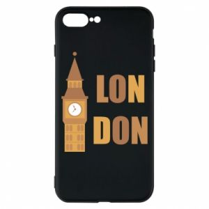 Phone case for iPhone 8 Plus London
