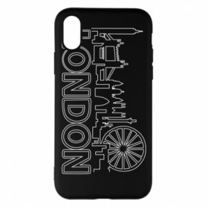 iPhone X/Xs Case London
