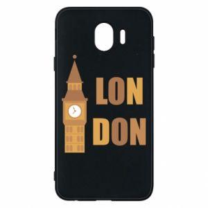 Phone case for Samsung J4 London