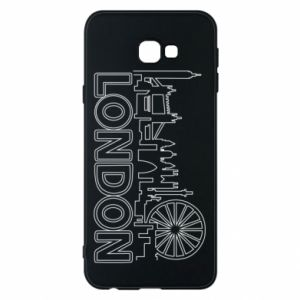 Etui na Samsung J4 Plus 2018 London
