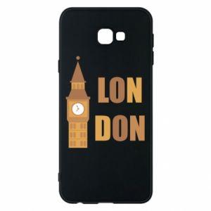 Phone case for Samsung J4 Plus 2018 London
