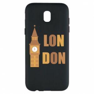 Phone case for Samsung J5 2017 London