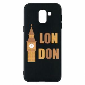 Phone case for Samsung J6 London
