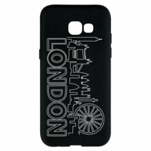 Etui na Samsung A5 2017 London