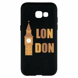 Phone case for Samsung A5 2017 London