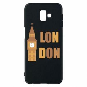 Phone case for Samsung J6 Plus 2018 London