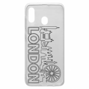 Samsung A20 Case London