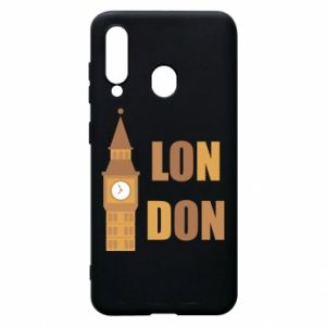 Phone case for Samsung A60 London