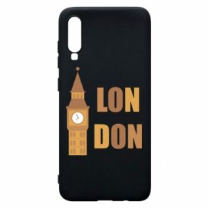 Phone case for Samsung A70 London