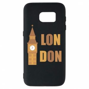 Phone case for Samsung S7 London