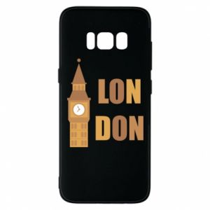 Phone case for Samsung S8 London