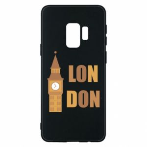Phone case for Samsung S9 London