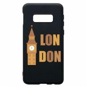 Phone case for Samsung S10e London
