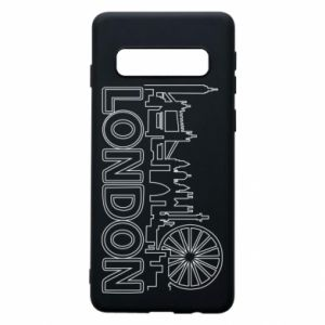 Etui na Samsung S10 London