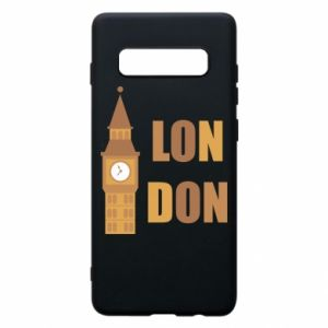 Phone case for Samsung S10+ London