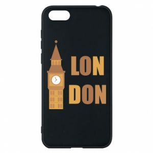 Phone case for Huawei Y5 2018 London